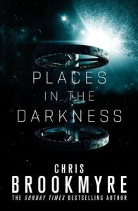Cover of Places in the Darkness by Chris Brookmyre