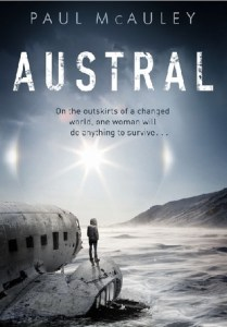 Cover of Austral by Paul McAuley