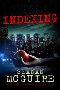 Cover of Indexing by Seanan McGuire