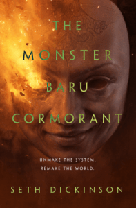 Cover of The Monster Baru Cormorant by Seth Dickinson