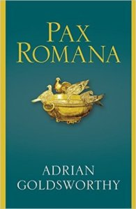 Cover of Pax Romana by Adrian Goldsworthy