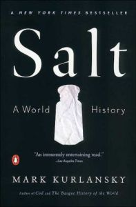 Cover of Salt by Mark Kurlansky