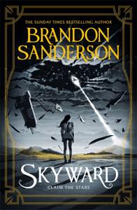 Cover of Skyward by Brandon Sanderson