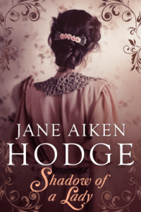 Cover of Shadow of a Lady by Jane Aiken Hodge