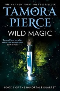 Cover of Wild Magic by Tamora Pierce