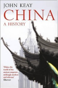 Cover of China A History by John Keay