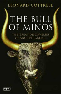 Cover of The Bull of Minos by Leonard Cottrell