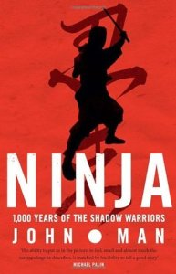 Cover of Ninja by John Man