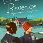 Cover of A Most Novel Revenge by Ashley Weaver