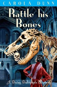 Cover of Rattle His Bones by Carola Dunn