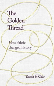 Cover of The Golden Thread by Kasia St Clair