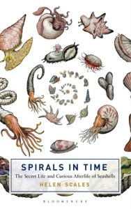 Cover of Spirals in Time by Helen Scales