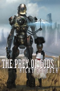 Cover of The Prey of Gods, by Nicky Drayden