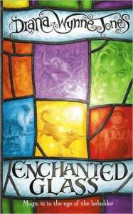 Cover of Enchanted Glass by Diana Wynne Jones