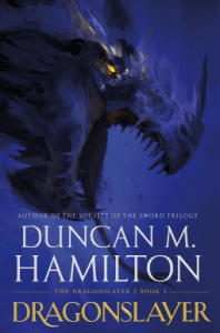 Cover of Dragonslayer by Duncan M. Hamilton