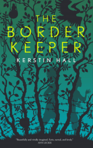 Cover of The Border Keeper by Kerstin Hall