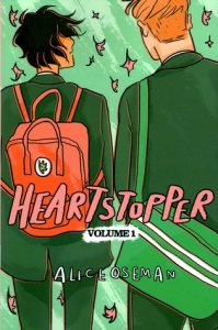 Cover of Heartstopper by Alice Oseman