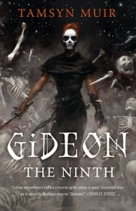 Cover of Gideon the Ninth by Tamsyn Muir