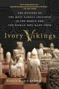 Cover of Ivory Vikings by Nancy Marie Brown