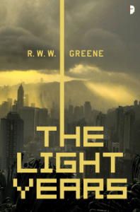 Cover of The Light Years by R.W.W. Greene