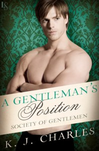 Cover of A Gentleman's Position by KJ Charles