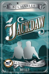 Cover of Jackdaw by K.J. Charles