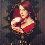 Cover of Tea & Sympathetic Magic by Tansy Rayner Roberts