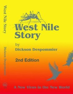 Cover of West Nile Story by Dickson Despommier