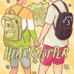Cover of Heartstopper volume 3 by Alice Oseman