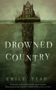 Cover of Drowned Country by Emily Tesh