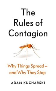Cover of The Rules of Contagion by Adam Kucharski