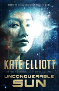 Cover of Unconquerable Sun by Kate Elliott