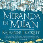 Cover of Miranda in Milan by Katharine Duckett