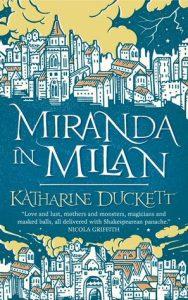 Cover of Miranda in Milan by Katharine Duckett