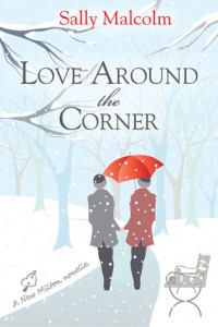Cover of Love Around The Corner by Sally Malcolm