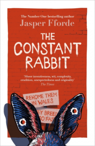 Cover of The Constant Rabbit by Jasper Fforde