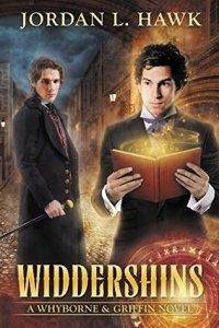 Cover of Widdershins by Jordan L. Hawk