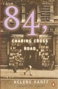 Cover of 84, Charing Cross Road by Helene Hanff