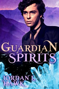 Cover of Guardian Spirits by Jordan L. Hawk