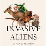 Cover of Invasive Aliens by Dan Eatherley