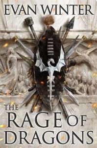 Cover of The Rage of Dragons by Evan Winter