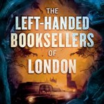 Cover of The Lefthanded Booksellers of London by Garth Nix