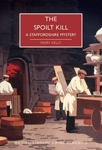 Cover of The Spoilt Kill by Mary Kelly