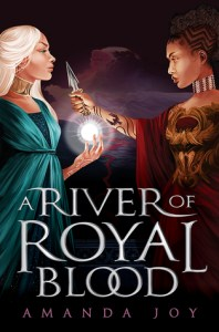 Cover of A River of Royal Blood by Amanda Joy