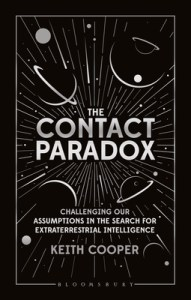Cover of The Contact Paradox by Keith Cooper