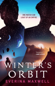 Cover of Winter's Orbit by Everina Maxwell