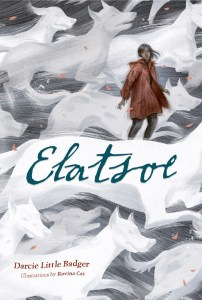 Cover of Elatsoe by Darcie Little Badger