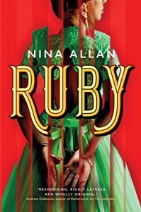 Cover of Ruby by Nina Allan