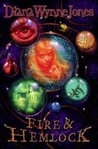 Cover of Fire & Hemlock by Diana Wynne Jones