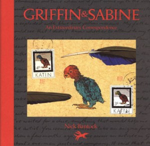 Cover of Griffin & Sabine by Nick Bantock